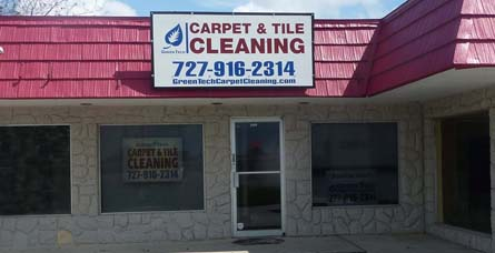 About Green Tech Carpet and Tile Cleaning